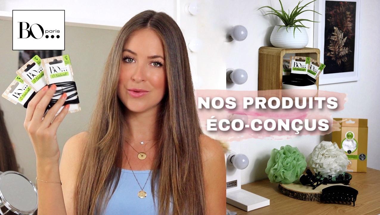 Nos produits éco-conçus